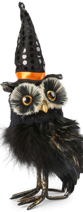 K & K INTERIORS Decorative Owl