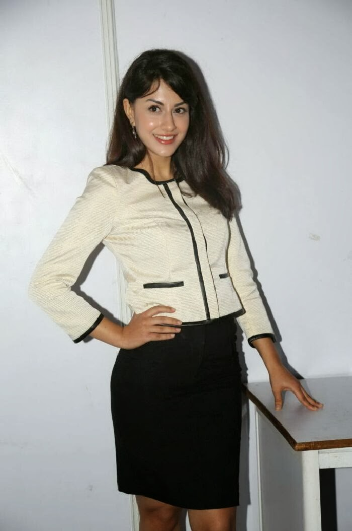 Charming Rishika hot photo gallery in black skirt