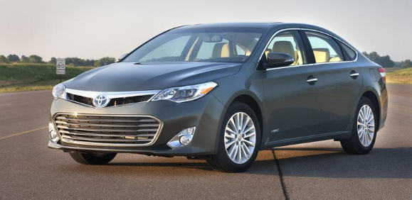 2017 Toyota Avalon Release Date