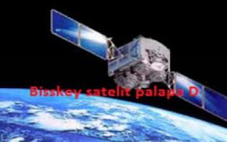 Biss Key Satelit Palapa D Terbaru