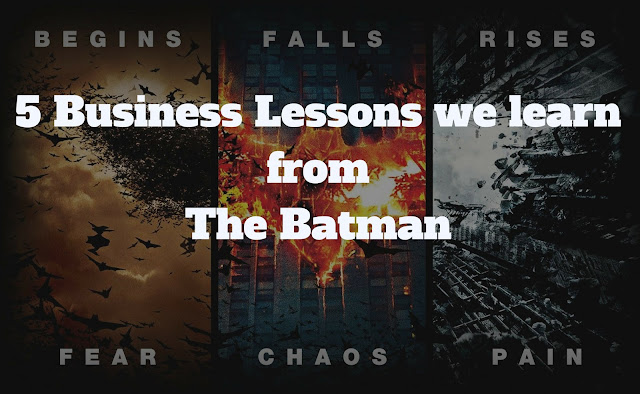 5 Lessons Batman Teaches Us About Entrepreneurship