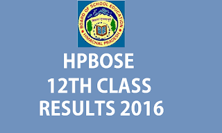 hpbose results 2016