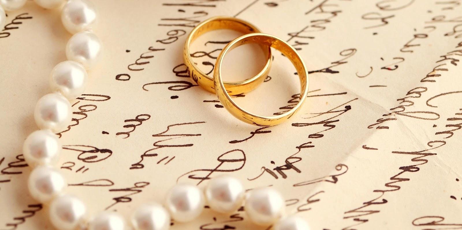 Cara Mempersiapkan Pernikahan Info Online Cincin Kawin Nikah Palladium 022