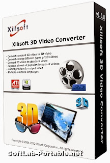 Xilisoft 3D Video Converter v1.1.0.20140303 Portable
