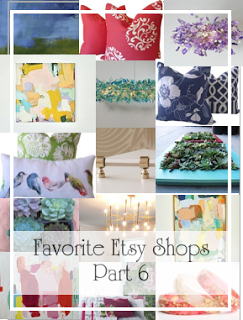 Best Etsy sellers for home decorating