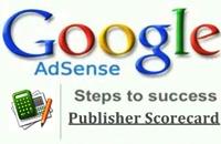 AdSense Publisher Scorecard
