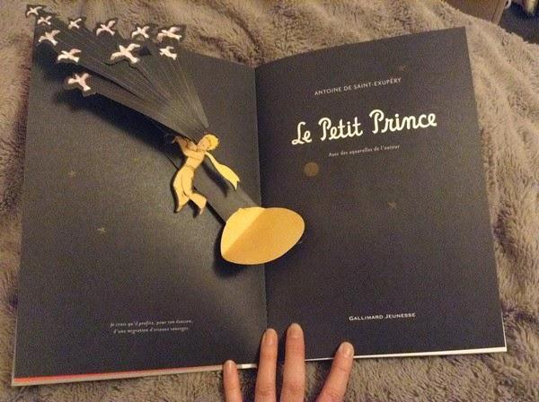 La bibliothèque de Mathy: Le Petit Prince - Grand Livre
