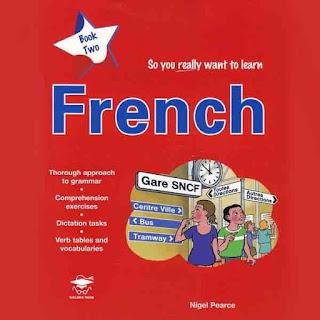 كتاب فرنسي عربي مهم للمبتدئين