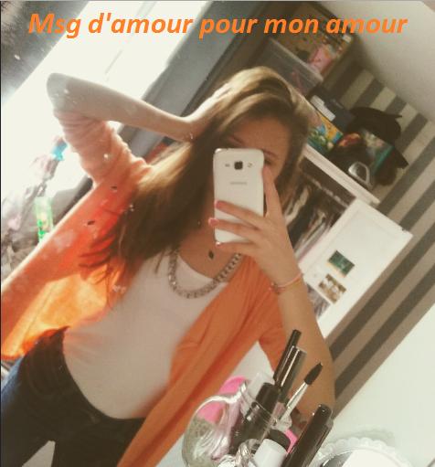 msg d'amour pour mon amour - sms tendre d'amour