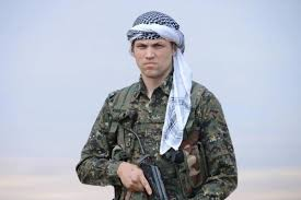 Former U.S. Marine fighting alongside Kurds in Syria