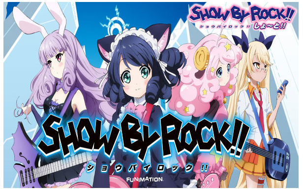 Download Anime Show By Rock!! Short!! [Subtitle Indonesia]