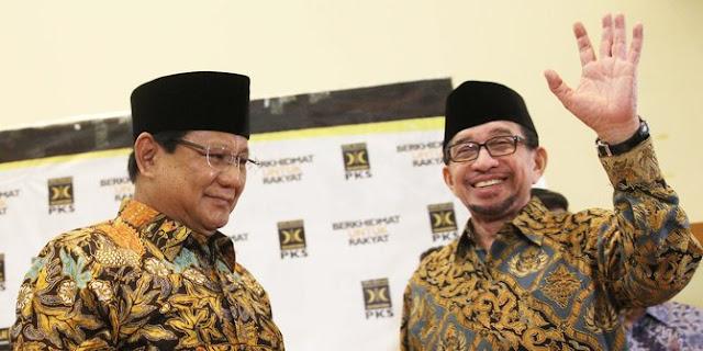 Fahri Hamzah sebut bisa kacau jika Salim Segaf jadi cawapres Prabowo