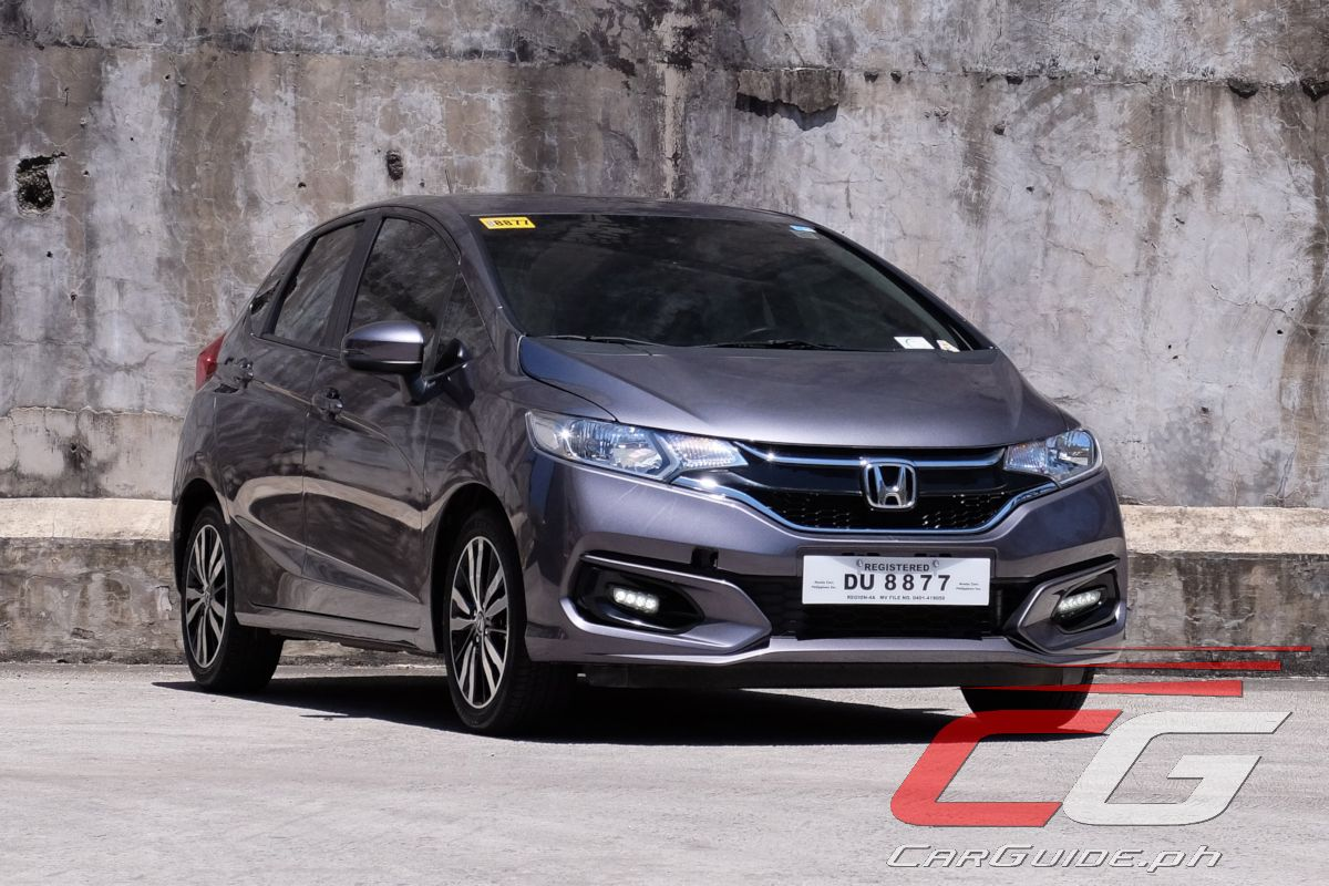 review 2018 honda jazz vx navi philippine car news car reviews automotive features and new. Black Bedroom Furniture Sets. Home Design Ideas