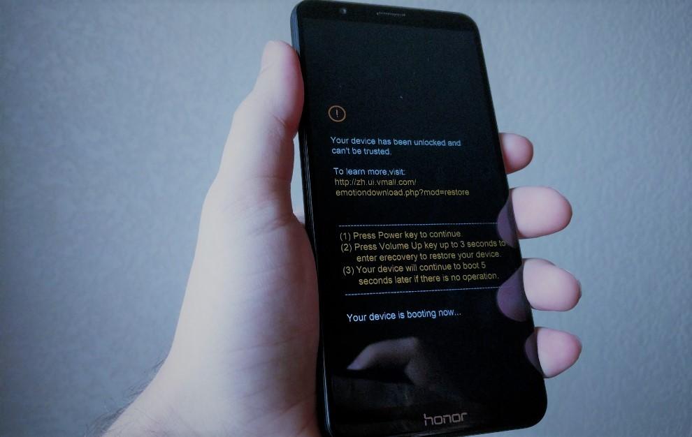 Cara Unlock Bootloader, Install TWRP dan Root Huawei Honor 7X