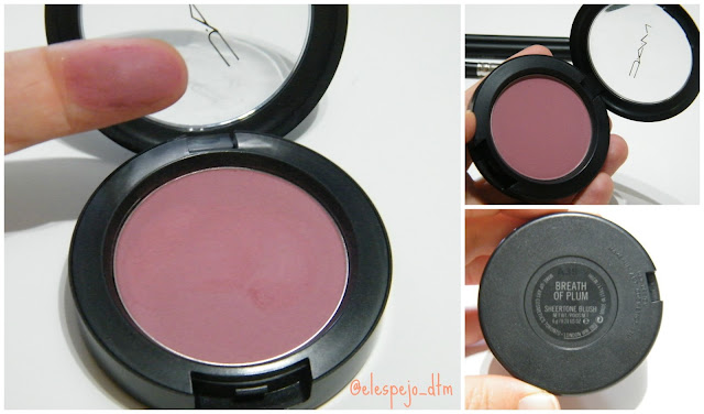 MAC BREATH OF PLUM