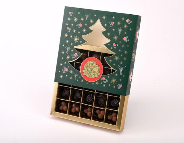 hediyelik yılbaşı çikolataları