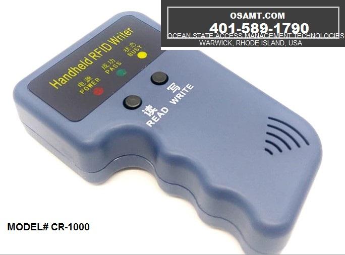 Ocean State Access Management Technologies: Handheld 125KHz EM4100