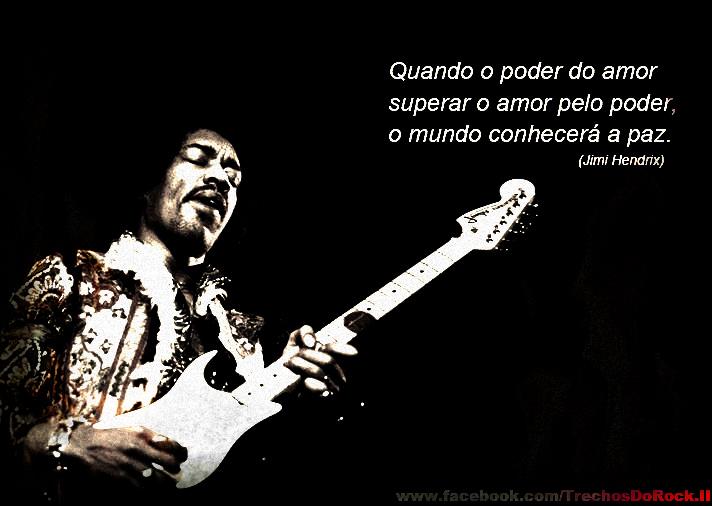 Espaço Rock: Jimi Hendrix