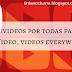 Videos, ¡videos por todas partes! + Un triste aviso / Video, videos everywhere! + Sad news