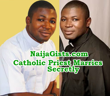 rev father gospel inalegwu marries