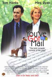 Youve Got Mail 1998 Hindi Dubbed Dual Audio BluRay 400MB Download