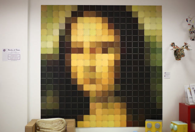 Pixelated art