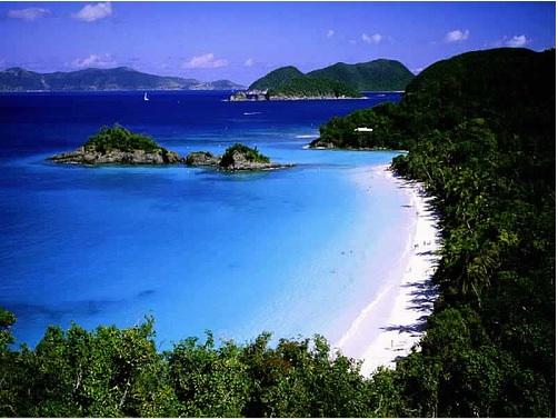 Virgin Island Flights St John