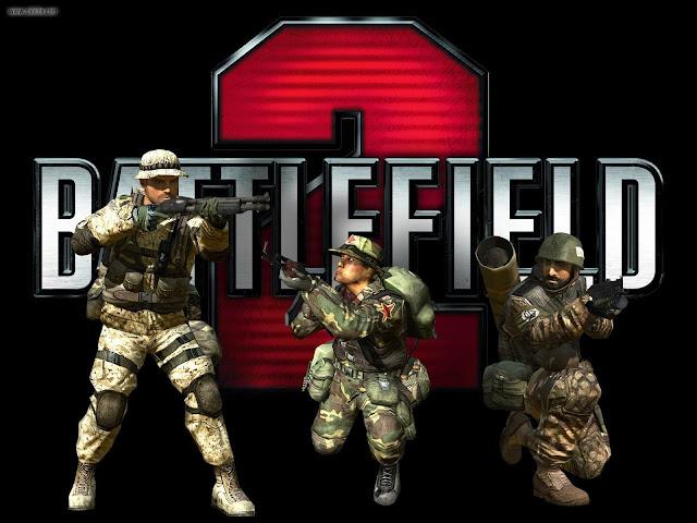 تحميل لعبة باتل فيلد Battlefield 2 للكمبيوتر كاملة برابط واحد مباشر مضغوطة ميديا فاير