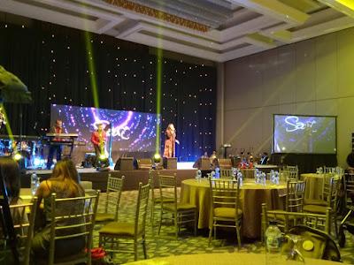 Sari Simorangkir Performance