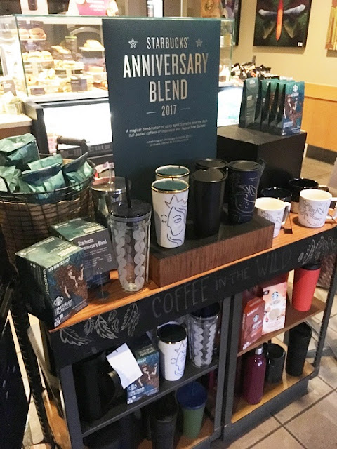 Starbucks 2017 Anniversary Collection It Has Grown On Me