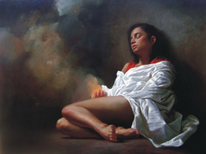Ricardo Fernandez Ortega. Современный художник-сюрреалист 25