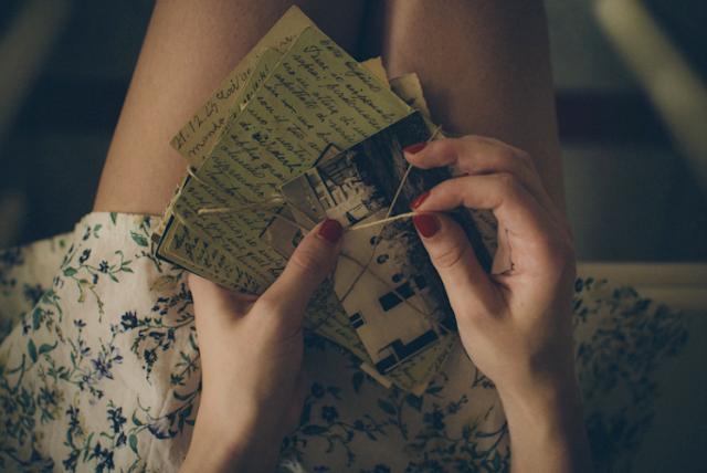 Sobre as cartas que eu nunca lhe entreguei
