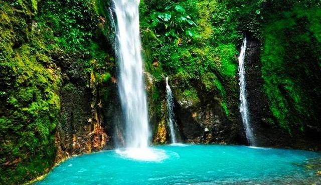 Air Terjun Tercantik