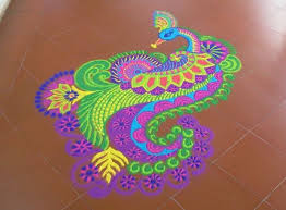 Diwali Rangoli Simple Designs
