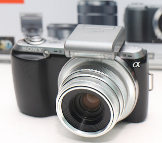 Jual Mirrorless Sony Nex-C3 Bekas