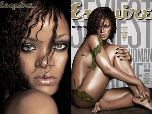 sexiest nude women alive