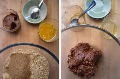 Tarta cremosa de chocolate blanco y café (Siempredulces) - Elaboración Paso 2