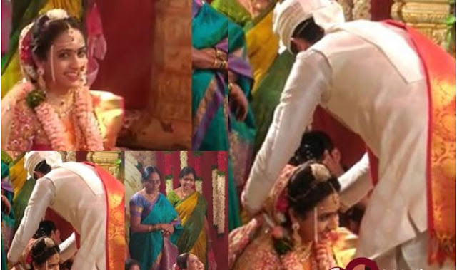 Anchor Lasya Marriage Photos Videos