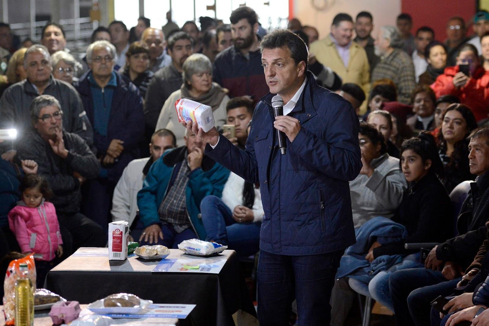 Tigre Ahora Massa En Jose C Paz Presidente Cambie El