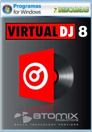 Descargar VirtualDJ Pro 8 programa para disc jockey full español mega última versión 2019 /