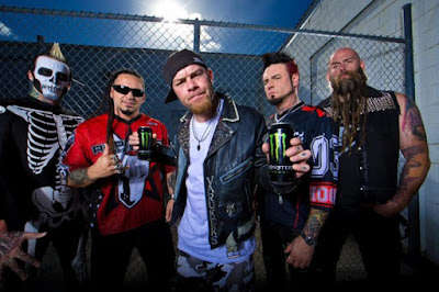 "Five Finger Death Punch release new song ""Sham Pain"""