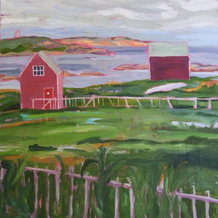 Канадский художник