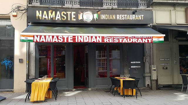 Brussels Indian Restaurants that are highly recommended