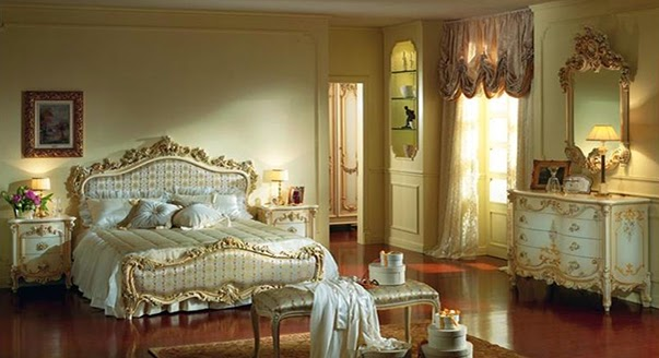 best 15 bedrooms in the romantic style