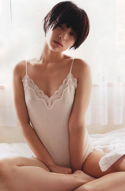 日南響子 Kyoko Hinami SAI Semi Nude Photobook 08