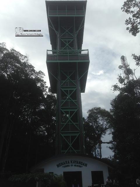 Menara Kayangan Lahad Datu - Tower Of Heaven Tempat Menarik Di Sabah