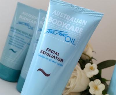 Australian Bodycare Facial Exfoliator