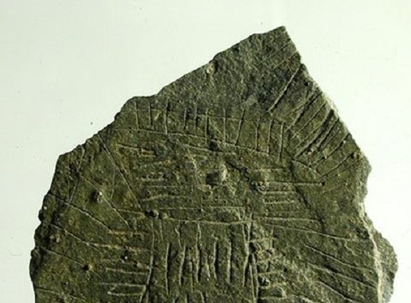 5,000-year-old map unearthed on Danish island