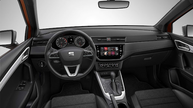 Seat Arona / VW T-CROSS - interior