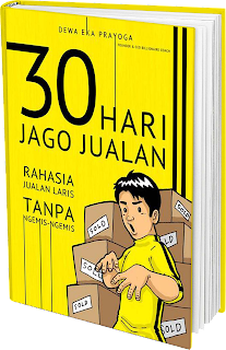 Buku Dewa - 30 Hari Jago Jualan